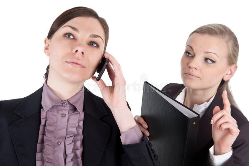 Seien Sie Versuch als Angestellter tätig, um die Aufmerksamkeit ihres Mannschaftskameraden zu erhalten stockfotos