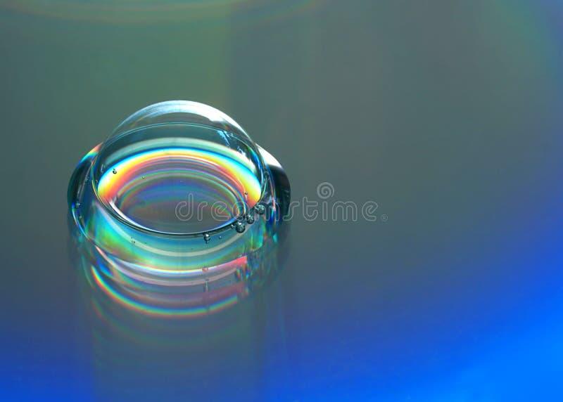 Seifen-Luftblase lizenzfreie stockfotos