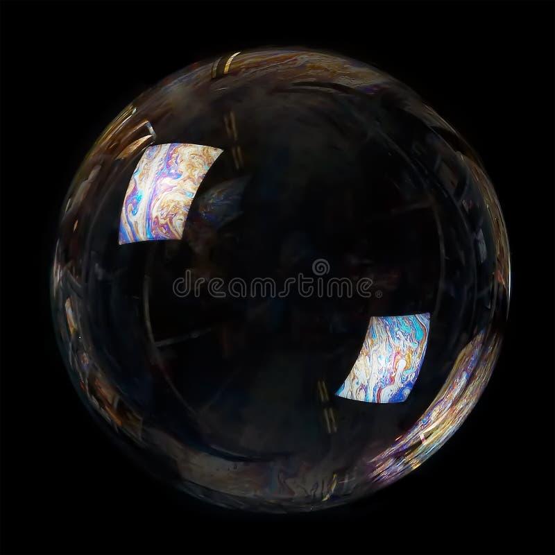 Seifenluftblase lizenzfreies stockbild