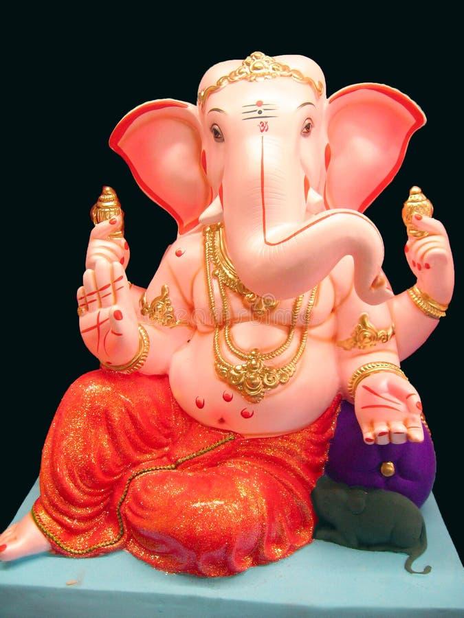 Seigneur élégant Ganesha images libres de droits