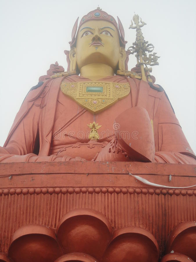 Seigneur Bouddha photographie stock