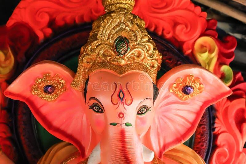 Seigneur Ganesh image libre de droits