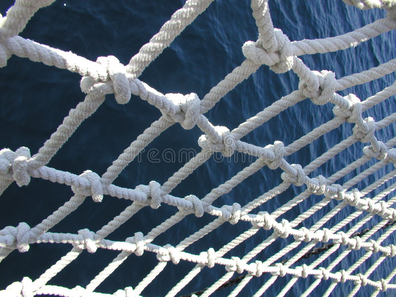 Seil 3 lizenzfreies stockbild