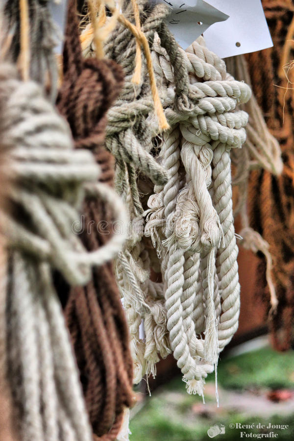 Seil stockfotos