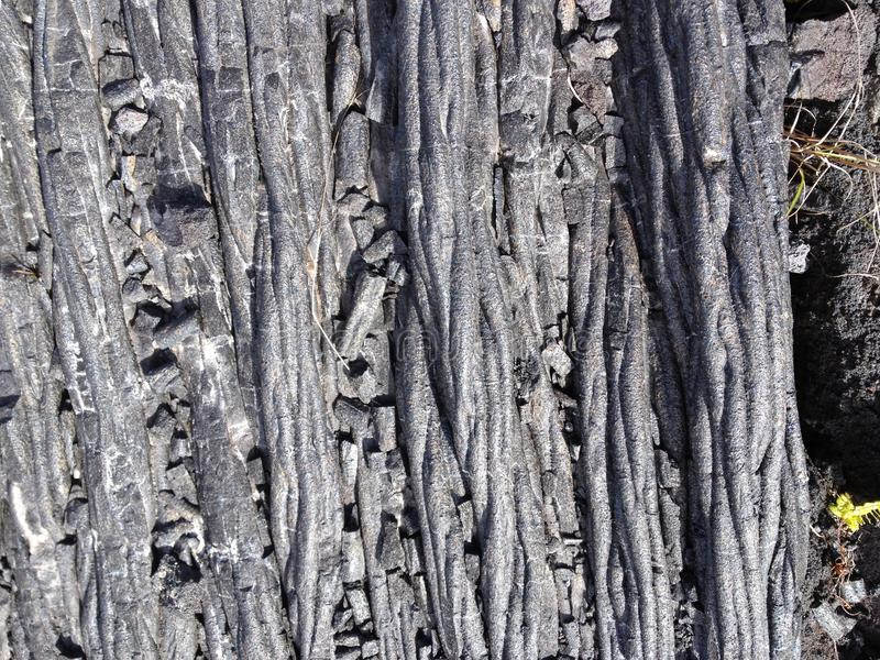 Seil-Lava lizenzfreies stockfoto