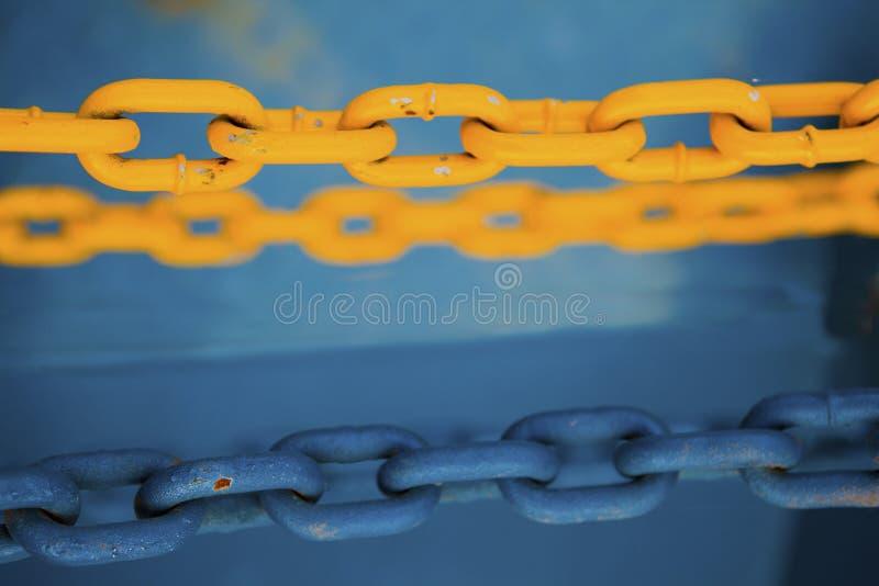 Seil-Netz lizenzfreies stockfoto