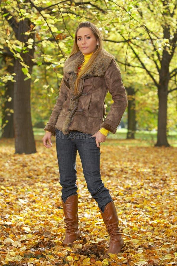 Sein Herbst! 2 lizenzfreie stockfotografie