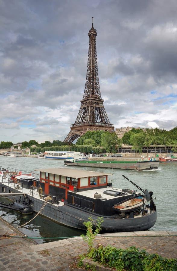 Seine. stockfoto