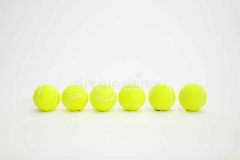 Seis bolas foto de archivo