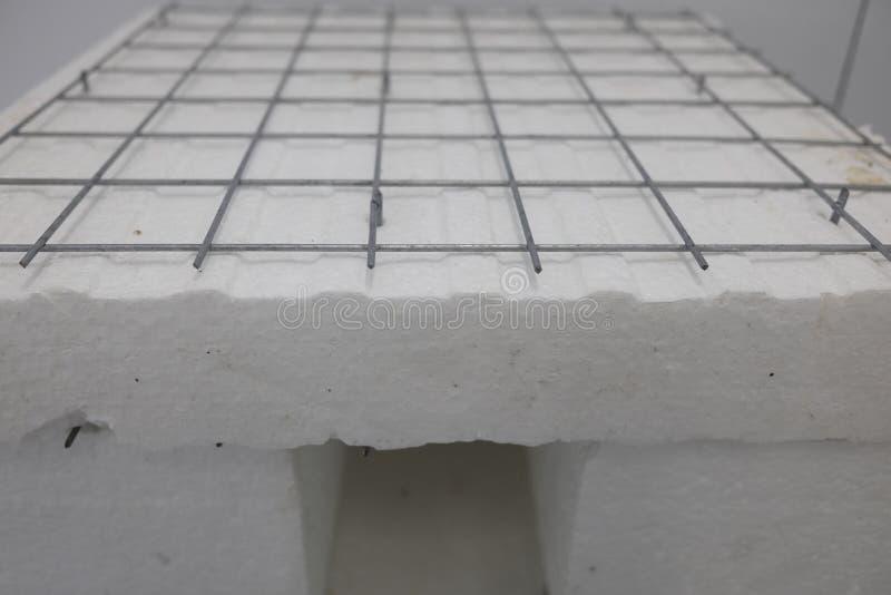 Seismoresistantbouwmaterialen stock foto