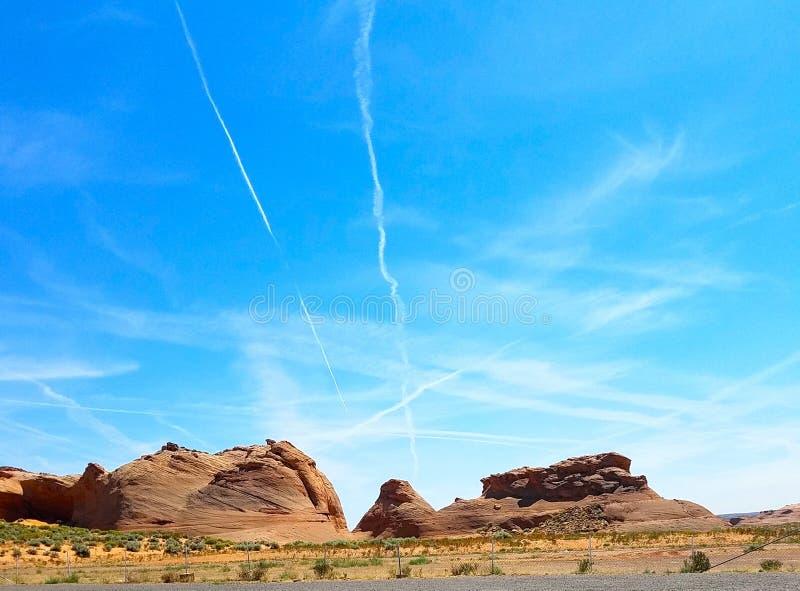 Seite, Arizona stockfotos