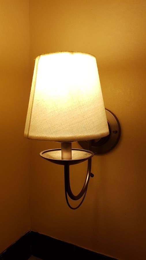 Seitenlampen stockfoto