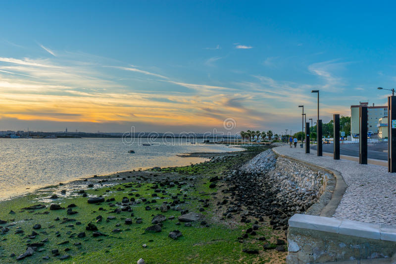 Seixal - Amora - Πορτογαλία στοκ φωτογραφίες με δικαίωμα ελεύθερης χρήσης