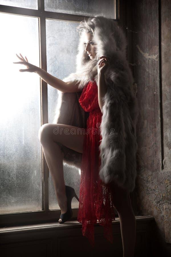 seksowna kobieta fotografia royalty free