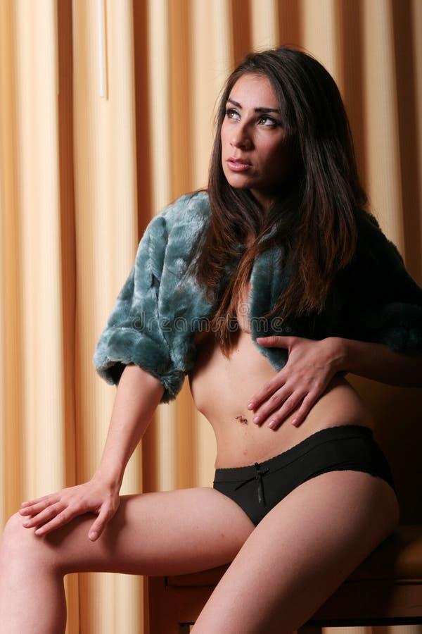 seksowna kobieta zdjęcia stock