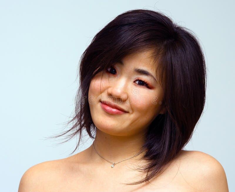 seksowna orientalna kobieta piękna zdjęcie stock