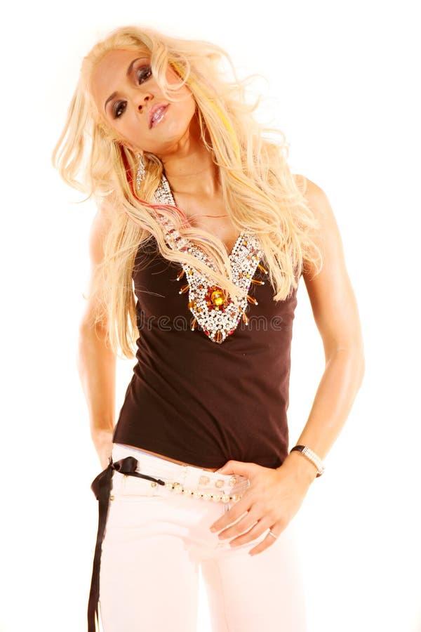 seksowne kobiety, blondynki zdjęcie royalty free