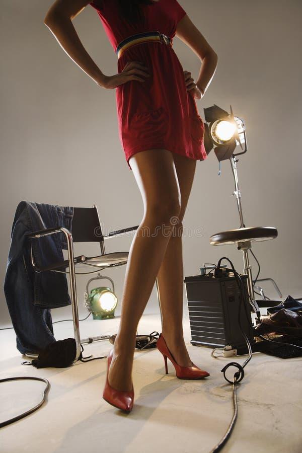 seksowne kobiety wzorów young fotografia stock