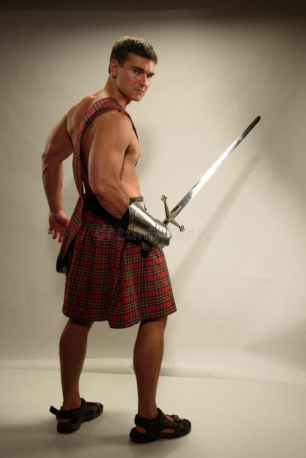 Seksowne mężczyzna pozy dla fotografii zdjęcie royalty free