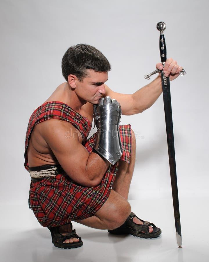 Seksowne mężczyzna pozy dla fotografii fotografia stock