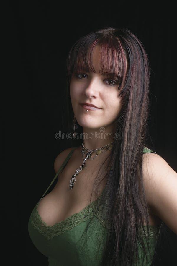 seksowne podkoszulków wzorów bez rękawów young zdjęcie stock