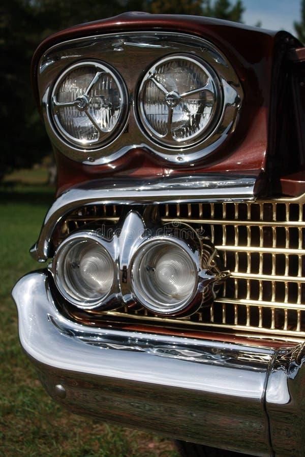 Seksowny samochód fotografia royalty free