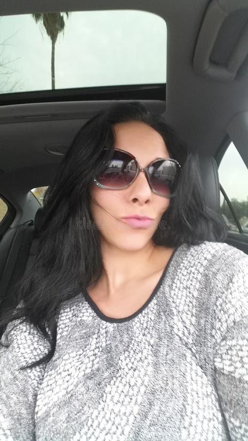 Seksowny Selfie obraz stock
