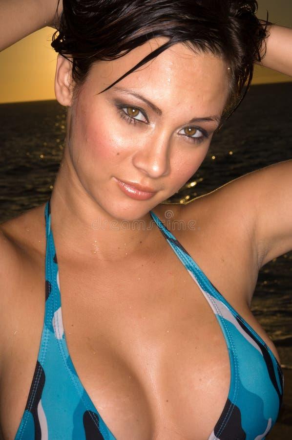 seksowny strój kąpielowy fotografia royalty free