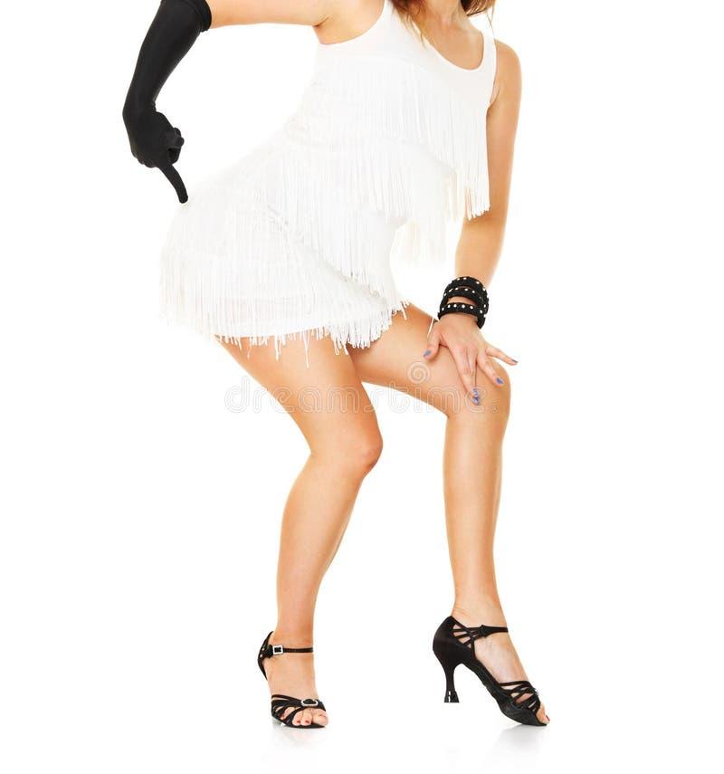 Seksowny tancerz zdjęcie stock