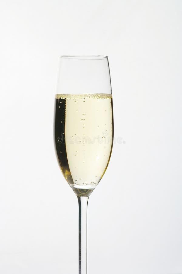 sektglas wino musujące szklanych obrazy royalty free