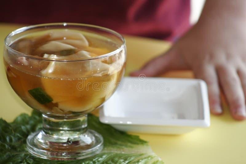 sekwana zupy obrazy royalty free