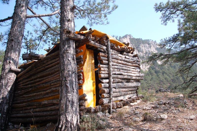 selbst gemacht haus stockbild bild von sauna dorf reise 20589659. Black Bedroom Furniture Sets. Home Design Ideas