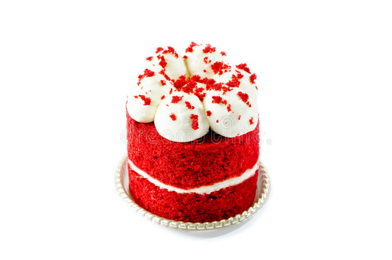 Selbst gemachter Kuchen lizenzfreies stockbild