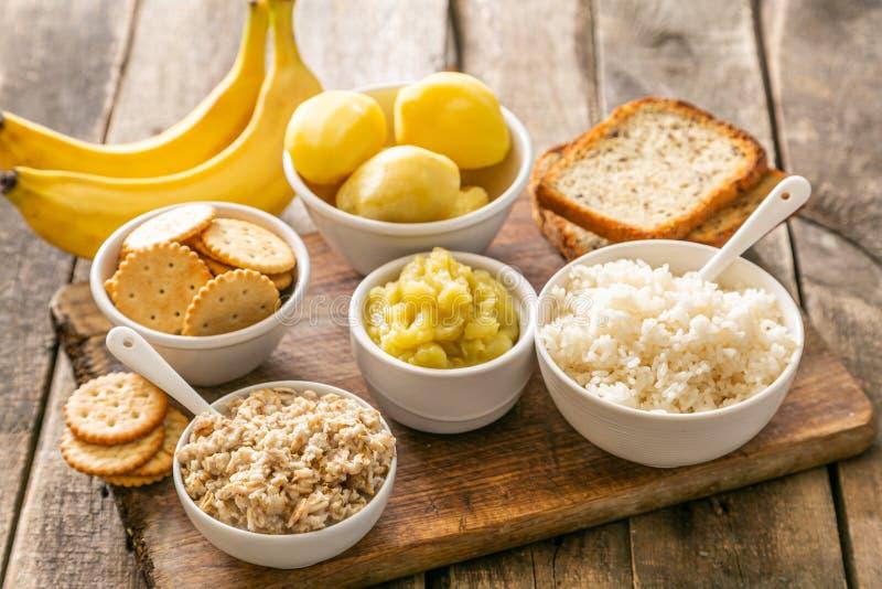 que alimentos consumir durante una diarrea