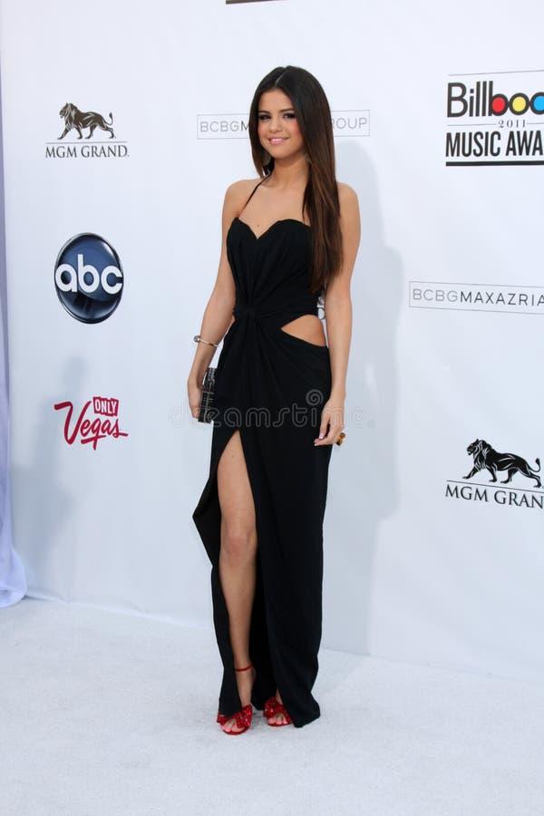 Selena Gómez imagen de archivo libre de regalías