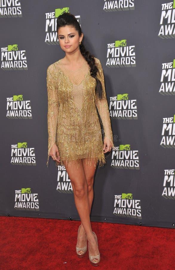 Selena Gómez fotos de archivo