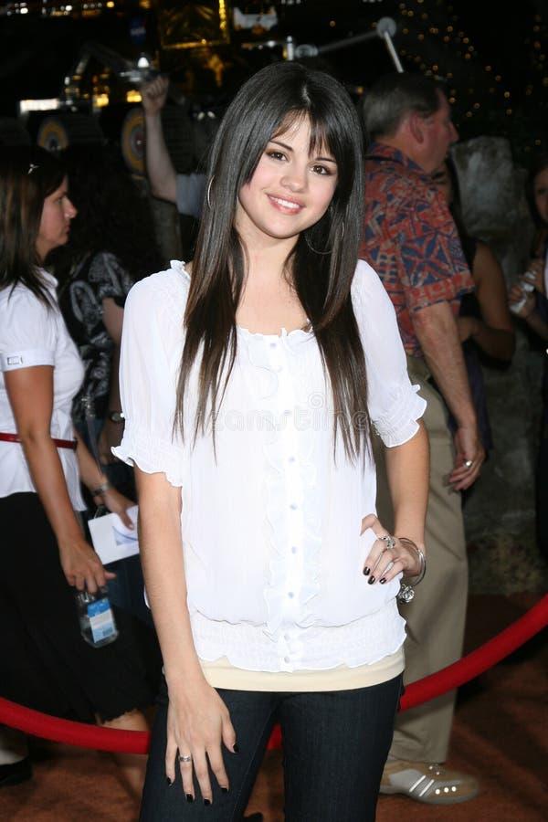 Selena Gómez, Gómez imagen de archivo libre de regalías