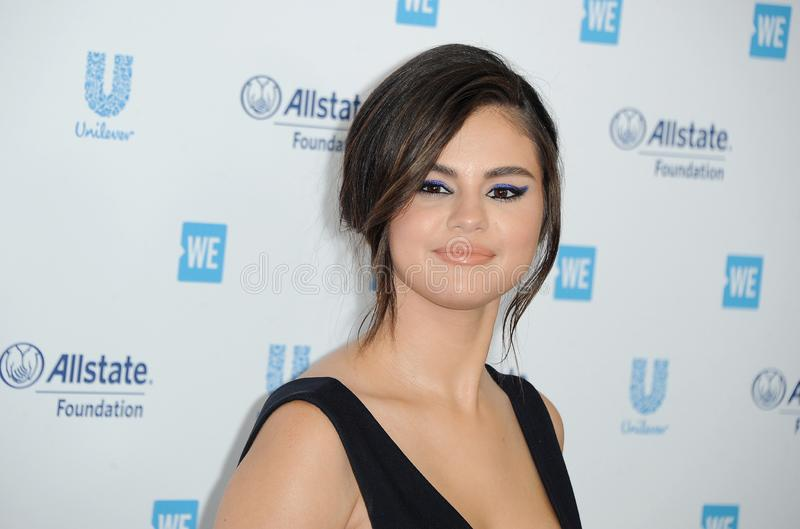 Selena Gomez στοκ φωτογραφία με δικαίωμα ελεύθερης χρήσης