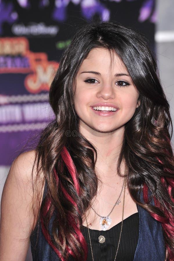 Selena Gomez photographie stock