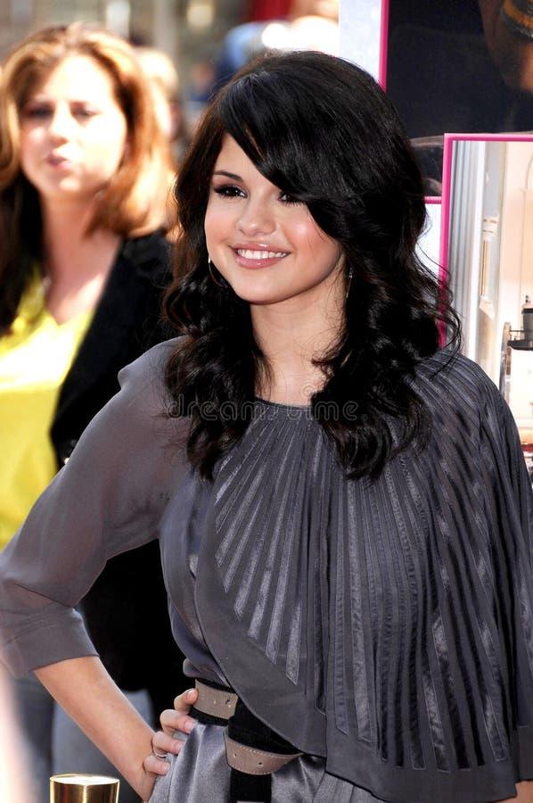 Selena Gomez стоковое фото