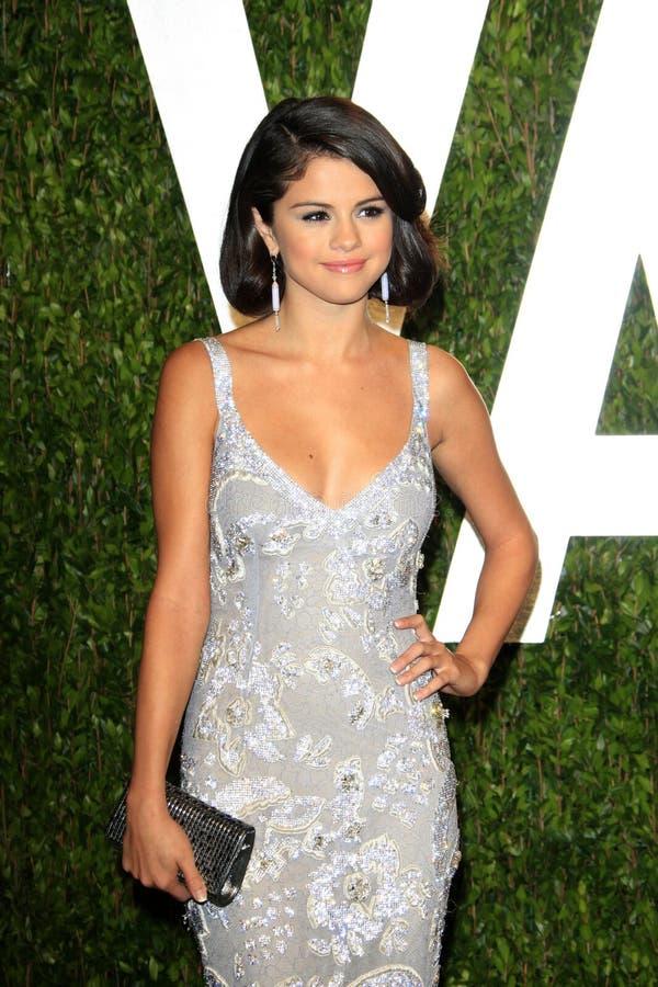 Selena Gomez, Gomez, Vanity Fair photographie stock libre de droits