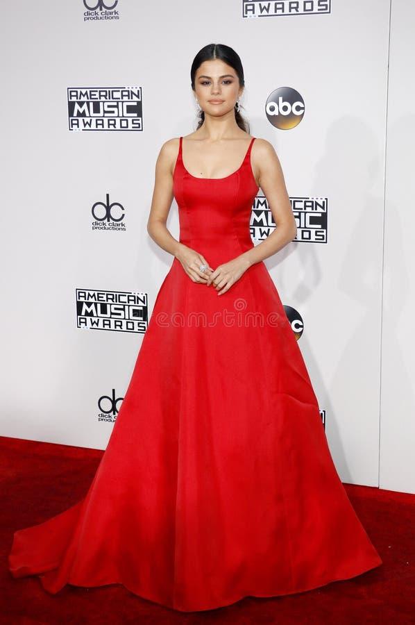 Selena Marie Gomez stock afbeeldingen