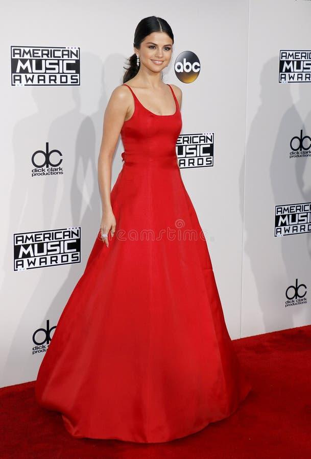 Selena Marie Gomez stock foto's