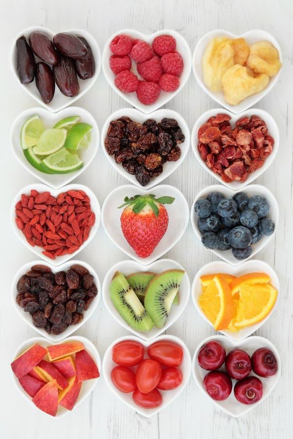 Selezione mista della frutta fotografie stock libere da diritti