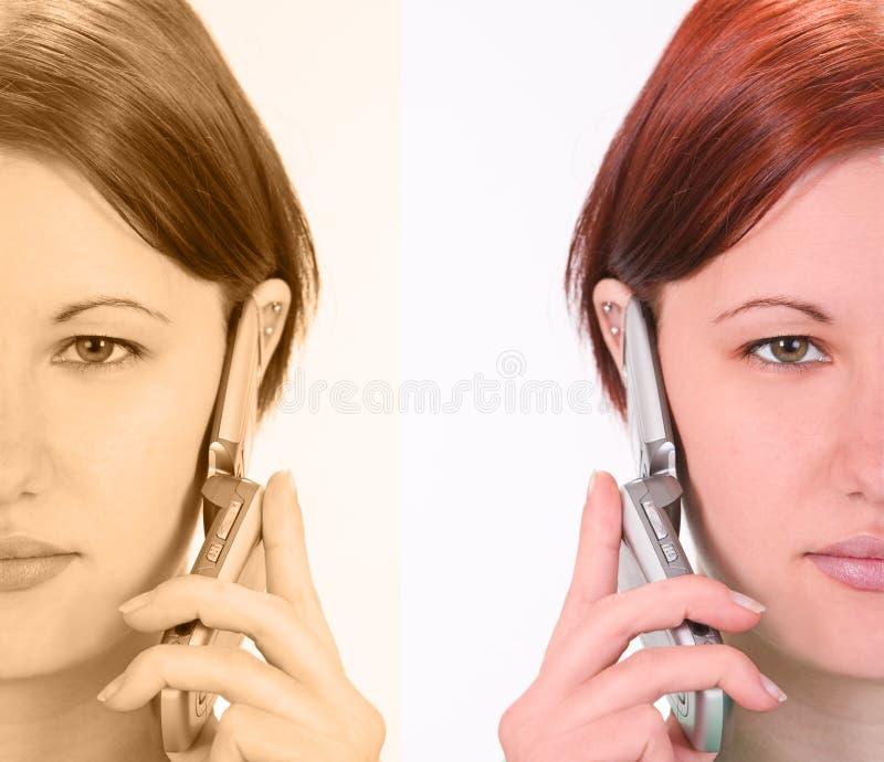 Download Self communication stock image. Image of digital, gadgets - 4213835