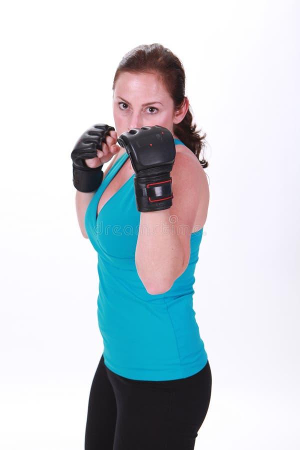 Download Self defense stock image. Image of self, brunette, athlete - 14854027
