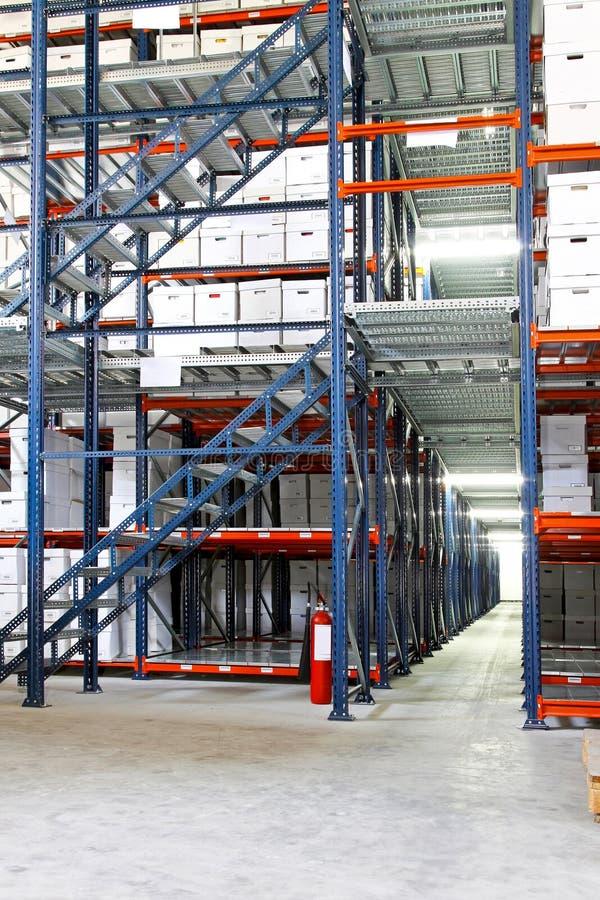 Self depot stock image