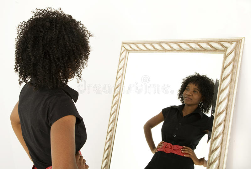 Self image stock photography