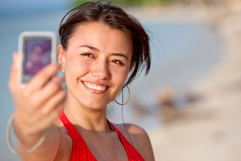 Download Self picture stock photo. Image of smiling, adult, blue - 7983864