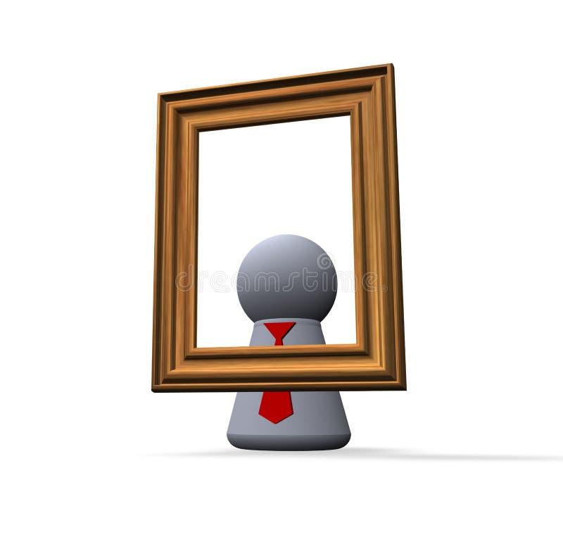 Self portrait stock photos